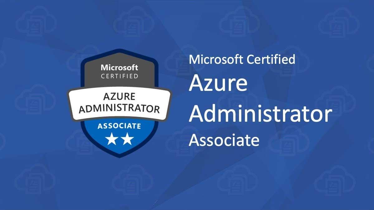 Microsoft Azure Administrator Associate (AZ-104) Course - FinsliQ Tech  Academy