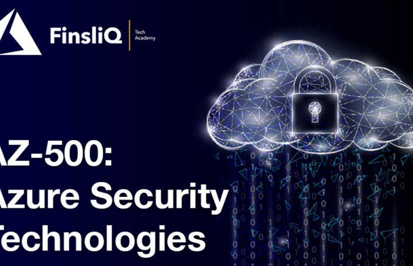 Microsoft Azure Security Technologies (AZ-500) Course