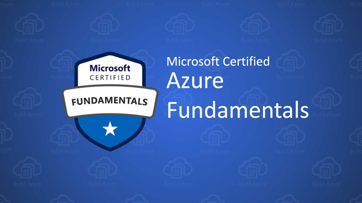 Microsoft Certified Azure Fundamentals Featured Image
